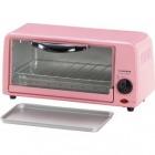 ラ・パレット オーブントースター ピンク