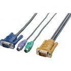 KVMスイッチ用ケーブル