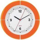 ウォールクロック 2895.0045 オレンジ