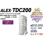 ALEX-TDC200(ISDNターミナルアダプタDSU付)