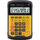 防水・防塵電卓 デスクトップタイプ 12桁
