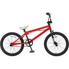 シティライドBMX自転車 20インチ DX20 クリムゾンレッド 【大型商品につき代引不可・時間指定不可・返品不可】