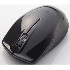 Bluetooth4.0対応 BlueLEDワイヤレスマウス/5ボタン/ブラック
