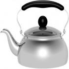 お茶まる 1.3L ミニケトル(茶こし付き)