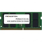 PC4-17000(DDR4-2133) CL=15 260PIN Unbuffered SO-DIMM 4GB
