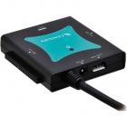 裸族の頭 USB3.0 SATA6G版 ブラック CRAISU3S6G