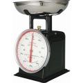 アメリカンキッチンスケール100-061 1kg ブラック