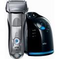 シェーバー シリーズ7 アルコール洗浄システム(ファストクリーン&乾燥機能搭載)・お風呂剃り対応・本皮ケース付き 790CC-7