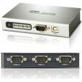 4ポート USB-シリアルRS-232コンバータ UC2324
