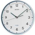衛星電波掛け時計 セイコースペースリンク (白)