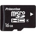 micro SDHCカード Class4 16GB (SDカードアダプタ付)