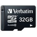 Verbatim microSDHCカード 32GB Class10 (SDアダプター無し)