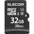 MicroSDHCカード/データ復旧サービス付 UHS-I 30MB/s 32GB
