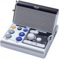 AM/FMラジオ搭載キュリオム リモコン付き手元スピーカー