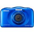 デジタルカメラ COOLPIX S33 ブルー