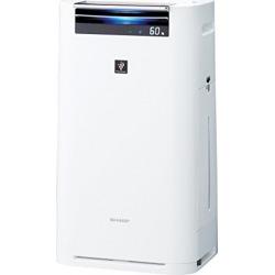 加湿付空気清浄機 プラズマクラスター25000搭載 (ホワイト) 写真1