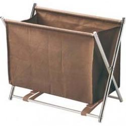 えいむ 折りたたみ式バッグケース BR-103 ブラウン 写真1