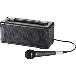 マイク付き拡声器スピーカー(Bluetooth対応) 写真1