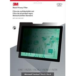 3M セキュリティ/プライバシーフィルター Microsoft Surface Pro 3 / Pro 4 用 写真1