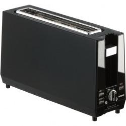 ポップアップトースター TS-D424B ブラック 写真1