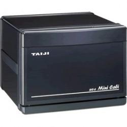 ホットキャビ(タオル蒸し器)おしぼり約32本 HC-6 ブラック 写真1