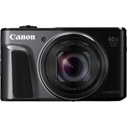 デジタルカメラ PowerShot SX720 HS (ブラック) 写真1