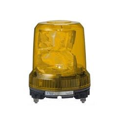強耐振型LED大型回転灯(黄) 写真1