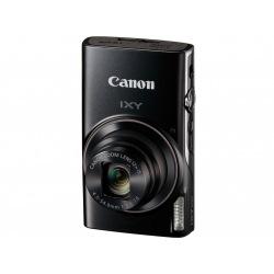 コンパクトデジタルカメラIXY 650 ブラック 写真1