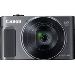 コンパクトデジタルカメラPowerShot SX620 HS [ブラック] 写真1