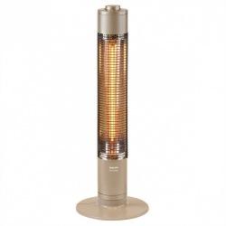 グラファイトヒーター(900W/450W 2段階切替) 自動首振り機能付 写真1