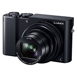 デジタルカメラ ルミックス TX1 光学10倍 F2.8-5.9 LEICA DC VARIO-ELMARITレンズ搭載 ブラック 写真1
