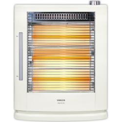 赤外線電気ストーブ(990W/660W/330W 3段階切替)(スチーム式加湿機能付) 写真1