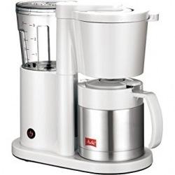 コーヒーメーカー オルフィSKT52 ホワイト 写真1