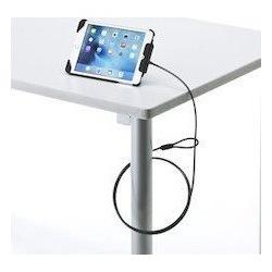 iPad mini4/mini 3/mini 2/mini対応セキュリティ(ブラック) 写真1