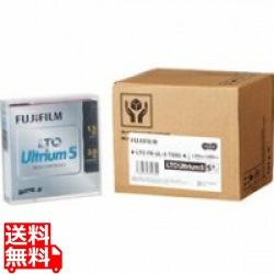 FUJI LTO FB UL-5 TSX5 LTO Ultrium5 データカートリッジ 1.5TB/3.0TB 5巻パック 写真1
