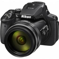 クールピクス P900 ブラック 写真1
