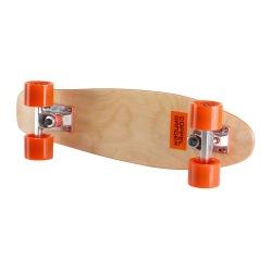 ミニクルーザースケートボード ( ナチュラル ) 写真1