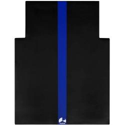 ゲーミングチェアマット ( ブルー ) 写真1