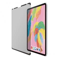 iPad Pro 11 2018年用のぞき見防止フィルタ/ナノサクション/360度 写真1