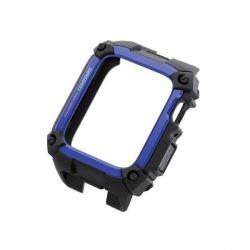 Apple Watch 44mm/ZEROSHOCKケース/ブルー 写真1