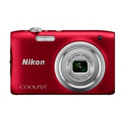 COOLPIX A100 [レッド] 写真1