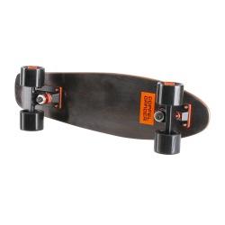 ミニクルーザースケートボード ( ブラック ) 写真1