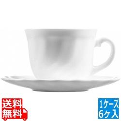 トリアノン デミタスカップ&ソーサー (6ヶ入)E9560 写真1