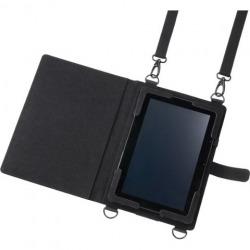 ショルダーベルト付き10.1型タブレットPCケース 写真1