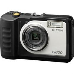 防水・防塵・業務用デジタルカメラ G800 写真1