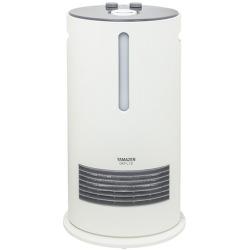 セラミックヒーター(1200W/600W 2段階切替)(超音波ミスト式加湿機能付) 写真1
