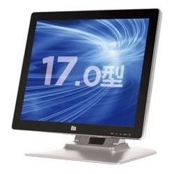 17型投影型静電容量方式TFTマルチタッチパネルモニター USBコントローラ内蔵 ホワイト 写真1