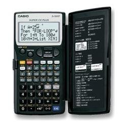 カシオ 関数電卓 FX-5800P-N 写真1