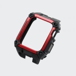 Apple Watch 44mm/ZEROSHOCKケース/レッド 写真1