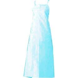 マイティクロスM胸当首掛アイレットE2001-1ブルー 写真1
